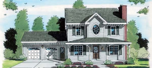 House Plan 24707