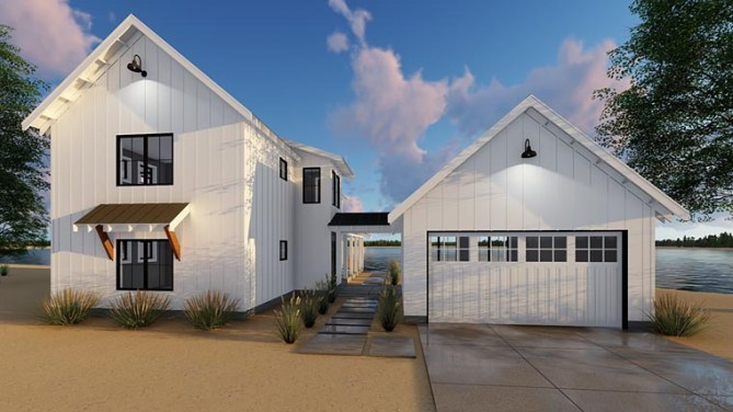 New House Plans for July