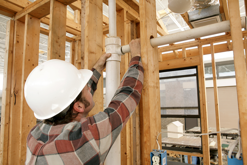 Tips For Building A New Home plumbing tips when building your new home - family home plans blog