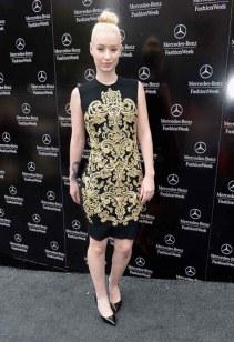 Seen Around Lincoln Center - Day 6 - Mercedes-Benz Fashion Week Spring 2014