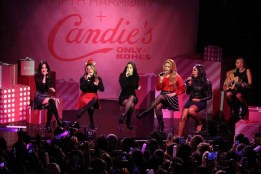 Fifth Harmony Performs At The Candie's Winter Bash In NYC
