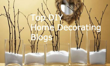 Top 50 DIY Decorating Blogs for your Home