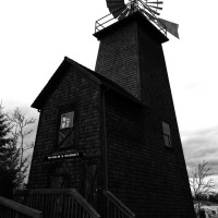 The Edgewood-Nyholm Windmill