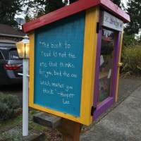 Little Free Library,