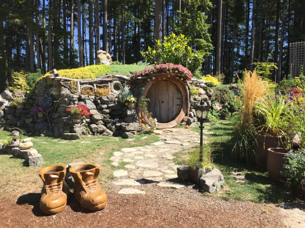 The Hobbit Hole in Port Orchard