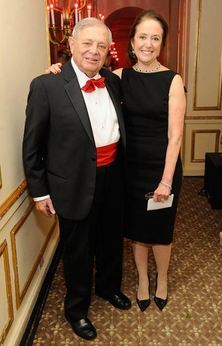 John and Laura Pomerantz