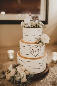 Flora Nova Design Seattle - Luxurious Winter Wedding at the Edgewater Hotel