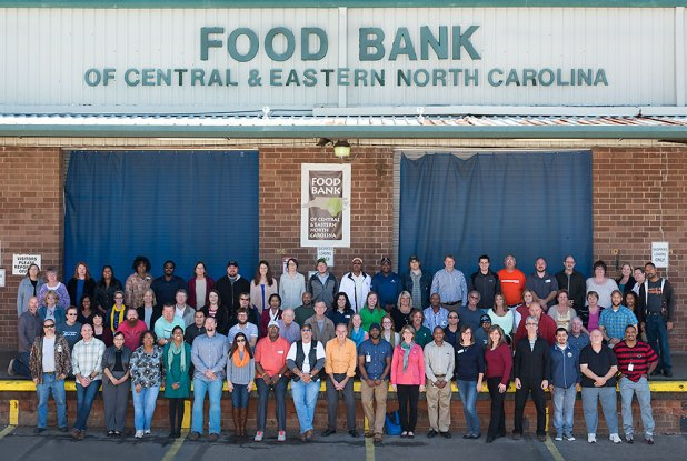 Food Bank of Central & Eastern NC Staff Photo
