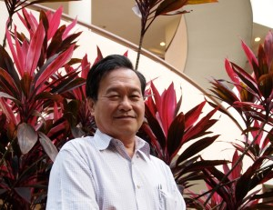 Tan Kin Lian, founder of Singapore GE Portal