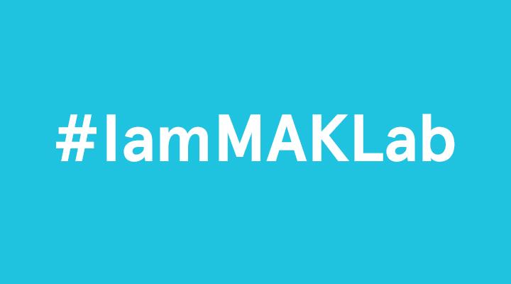 #IamMAKLab illustration