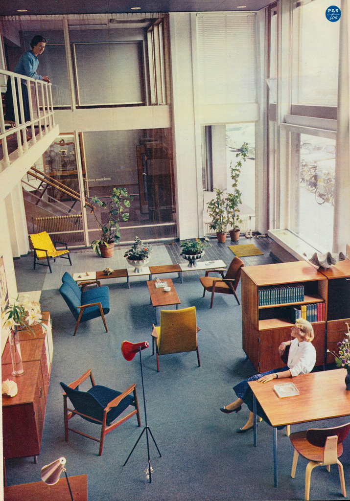 Mid century modern design decorating guide froy blog for 60s office design