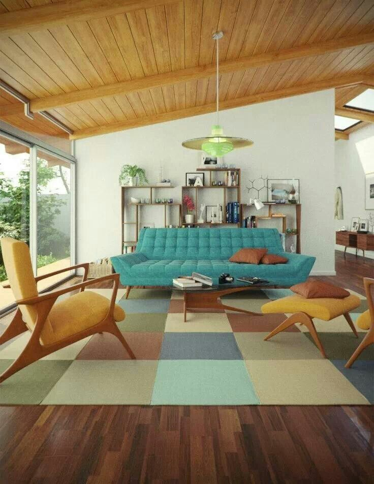 Mid century modern design decorating guide froy blog for Modern home blog