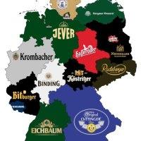 As Cervejas Mais Populares da Alemanha