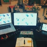 Usando seu iPad como monitor externo
