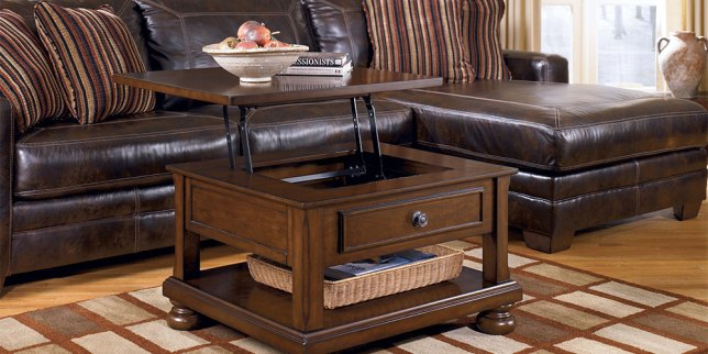 Lift Top Coffee Table by Ashley