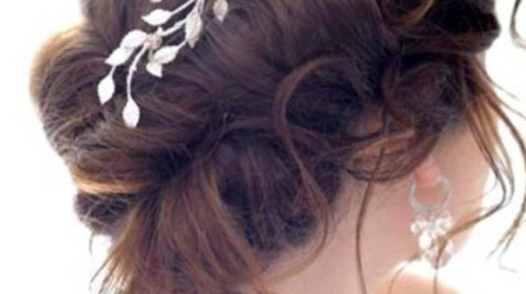 markham bridal hair accessory