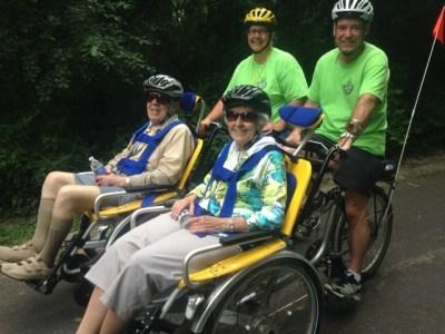 Galeneers Volunteer: Healing Rides