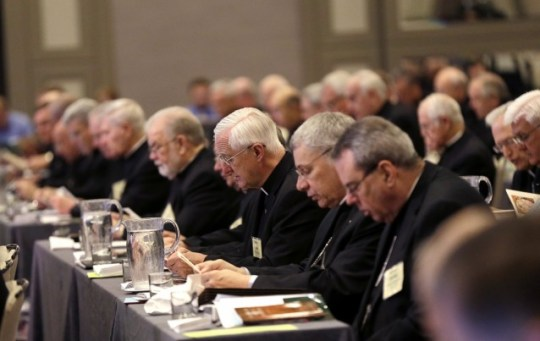 The United States Conference of Catholic Bishops