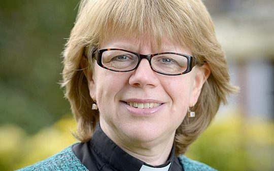 Bishop Sarah Mullally met with Joe and apologised for the Church's handling of the case