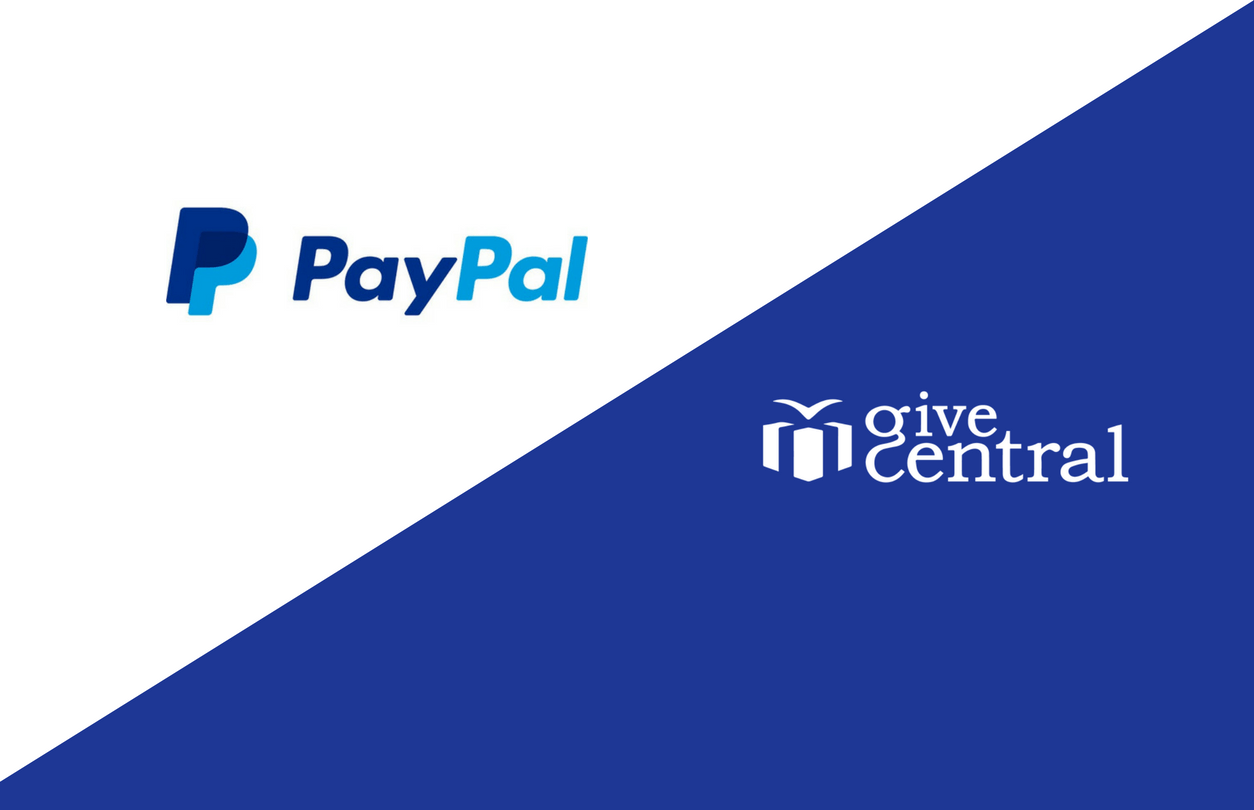 So You Want to Fundraise. Why Choose GiveCentral Over Paypal?