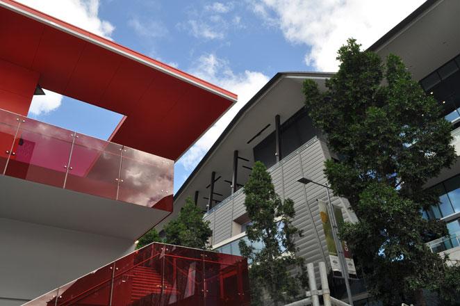Griffith Conservatorium Balustrade