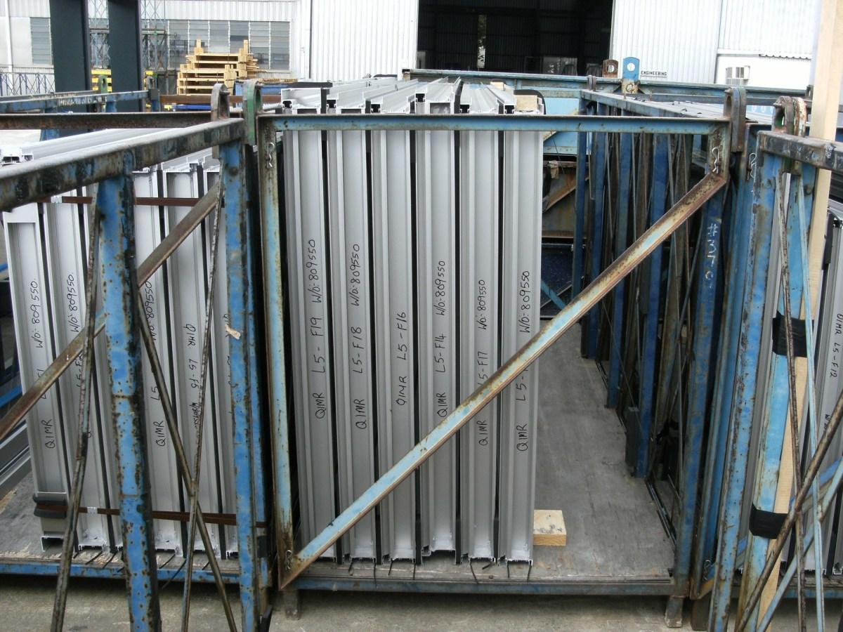 QIMR Glazing panels