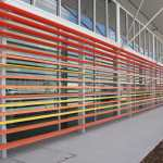G.James Glass and Aluminium, Gossi Park & Street Furniture and QuickAlly Access Solutions at the Eagle Farm Bus Depot