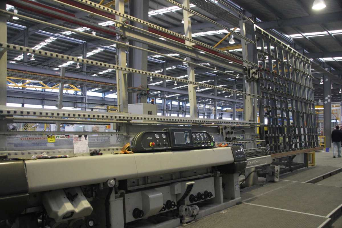G.James Glass and Aluminium - Glass Department