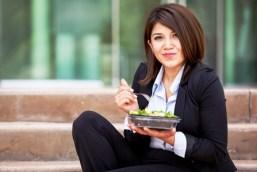 Entrepreneurs Healthy Eating Habits