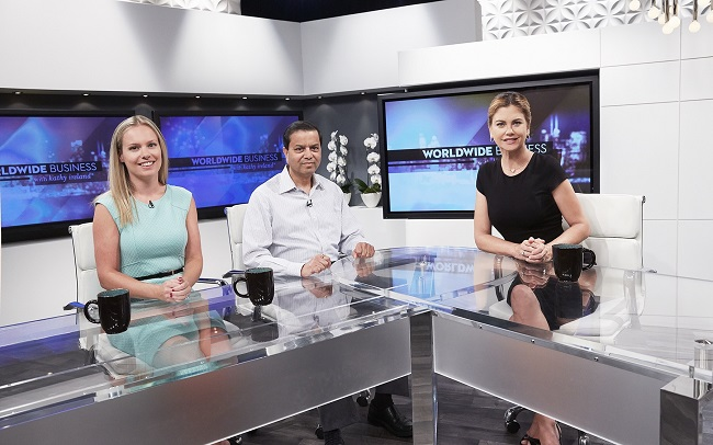 GMR Transcription Highlights Benefits of Transcription and Translation Services on Worldwide Business with Kathy Ireland
