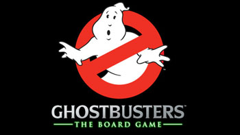 Official Ghostbusters Board Game – Putting the Comic Design in the Form of a Board Game!