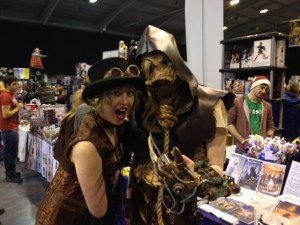 Scarecrow and I
