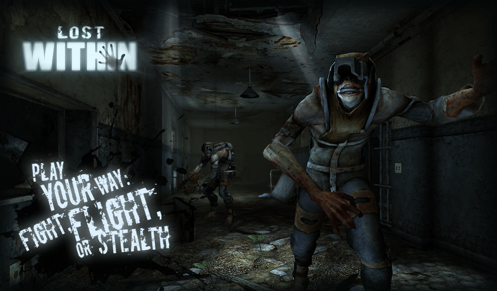 Lost Within – Adventure Horror Survival Game for iOS and Fire Phone