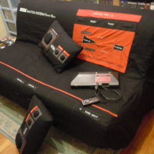 Sega Master System Couch