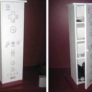 Wiimote Cabinets