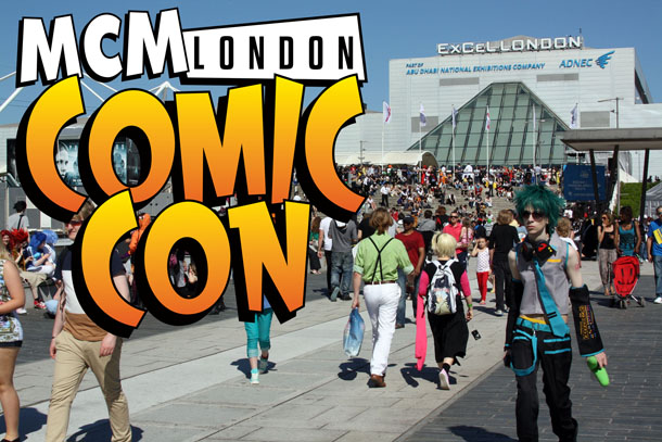 London MCM Comic Con 2015 (2)
