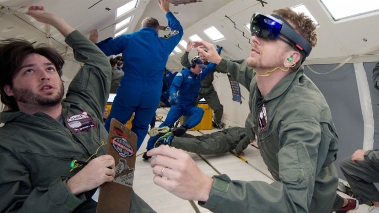 Update – HoloLenses Blow Up on Their way to International Space Station