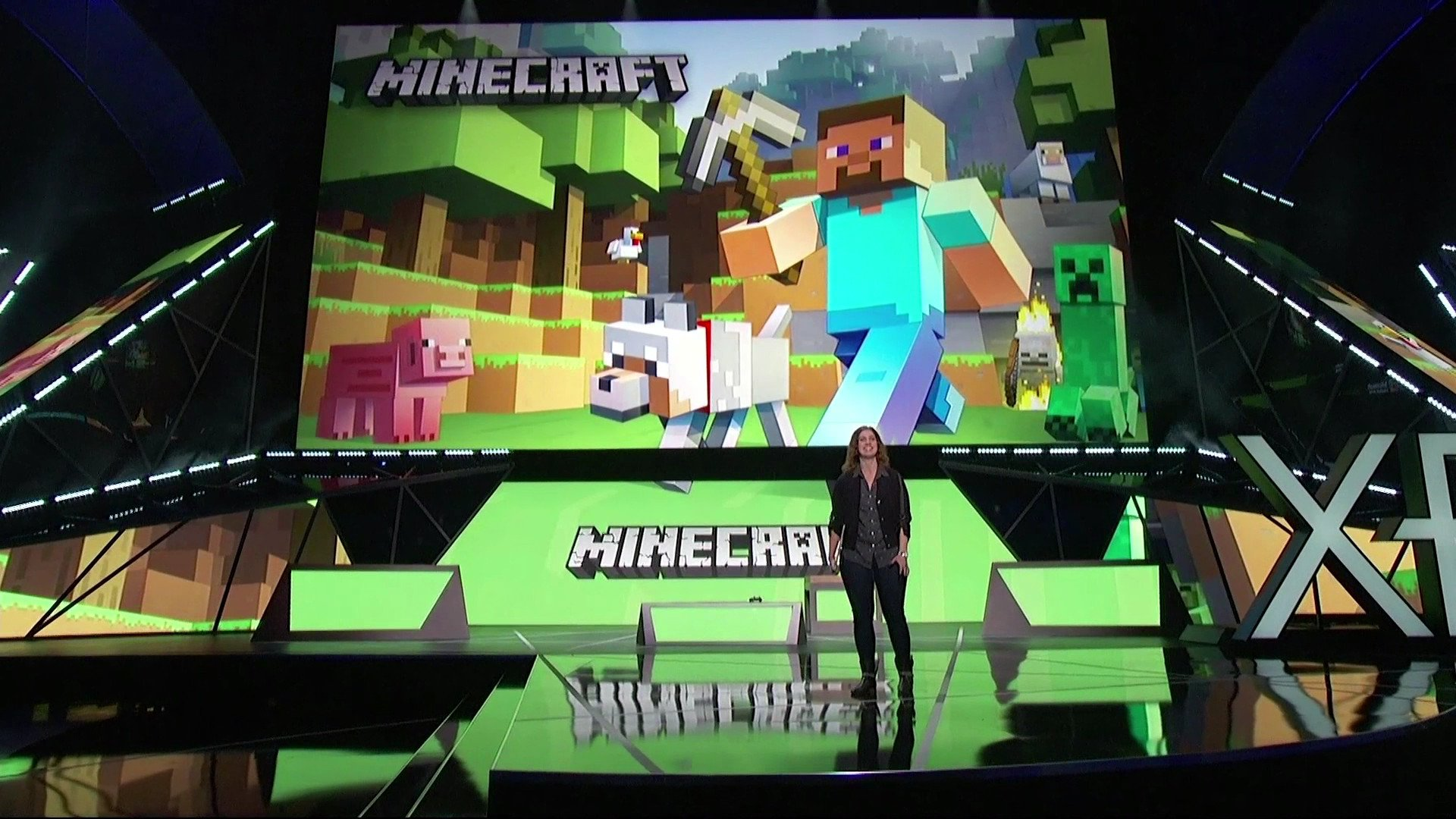 Microsoft Blow Us Away at their E3 2015 Conference with Minecraft for HoloLens