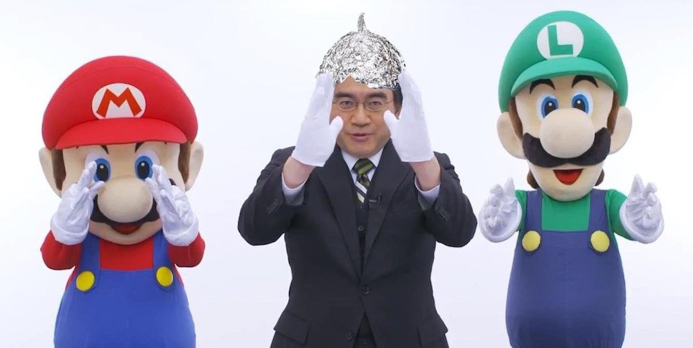 Nintendo – 'Competitors may take our NX ideas,' Iwata Says