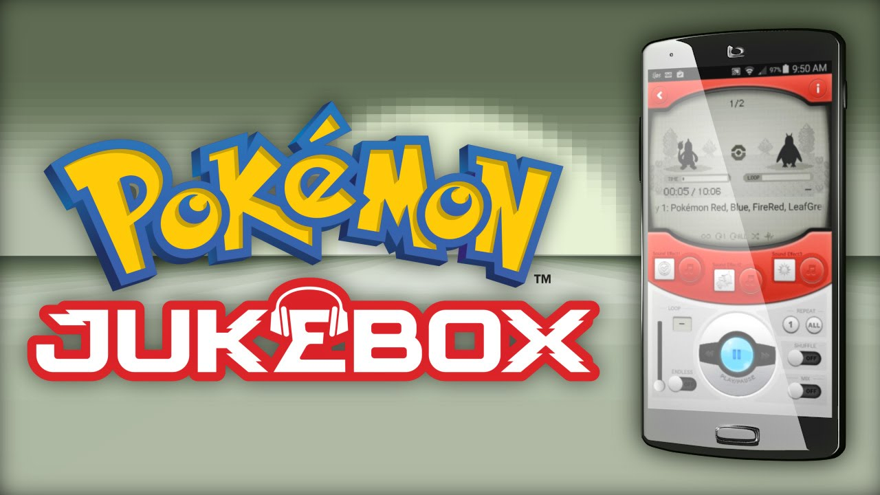 Pokemon Jukebox for Android – Yay or Nay?