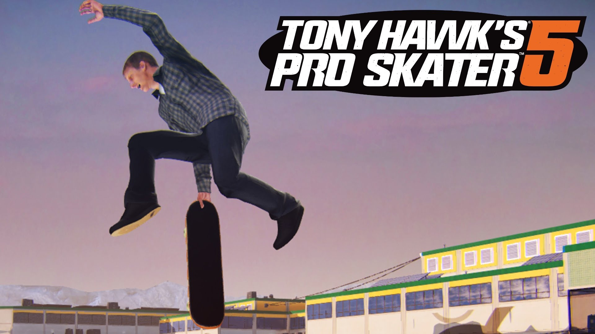 Tony Hawk's Pro Skater 5 – Heading to PS4 & Xbox One this September