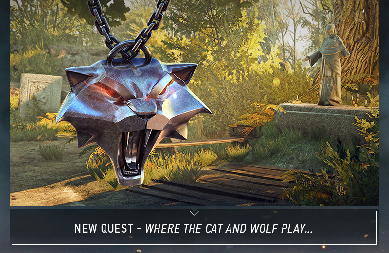 New Quest Available In This Weeks The Witcher 3: Wild Hunt DLC