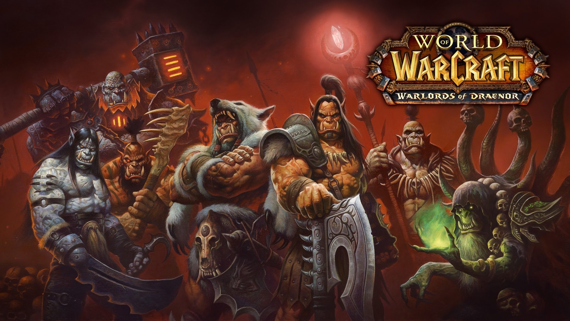 Leaked – World of Warcraft: Warlords of Draenor Boss' Cinematic Finale