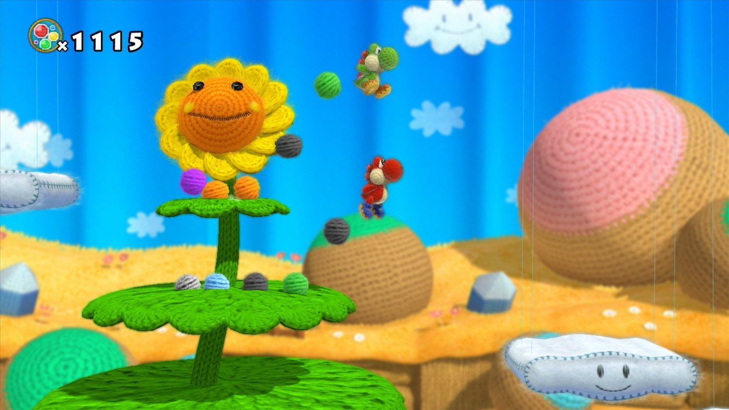 WATCH: Yoshi's Woolly World Gameplay