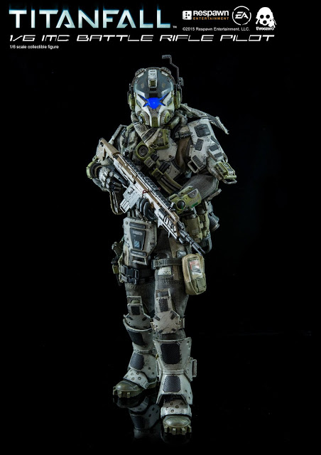 Titanfall – Battle Rifle Pilot Collectible Announced