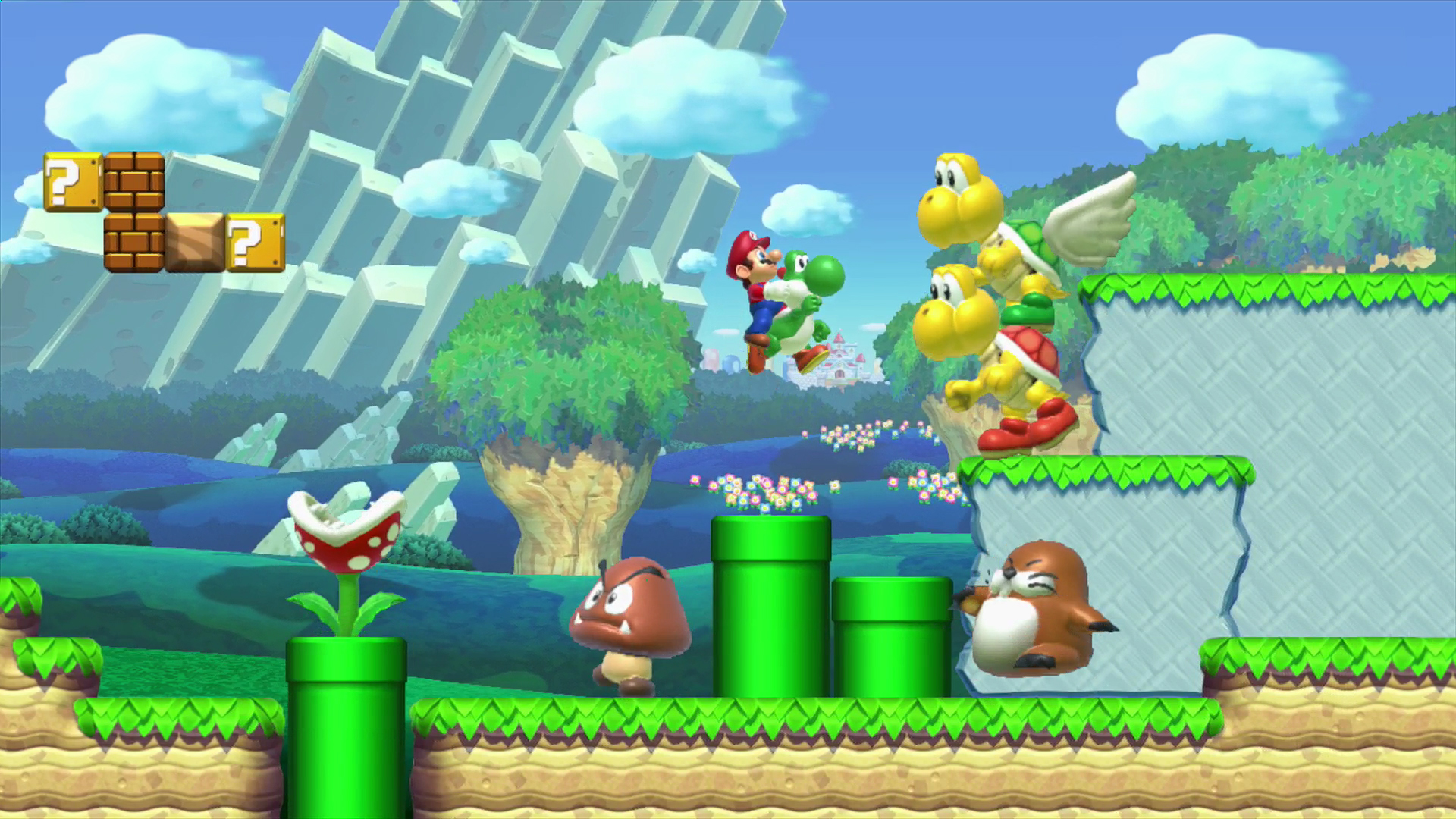 Super Mario Maker Preview
