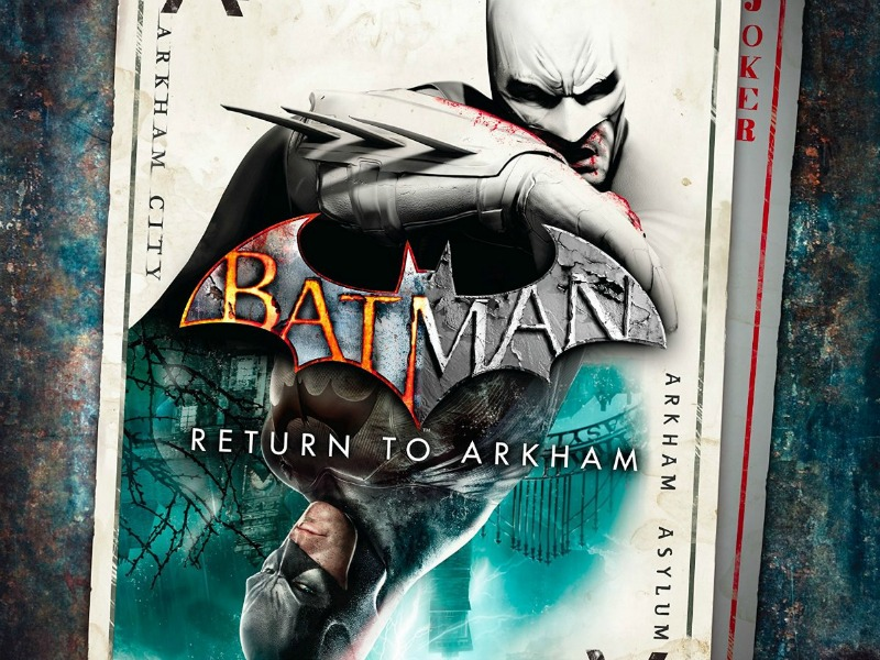 Batman: Return to Arkham Delayed, No New Release Date Given.