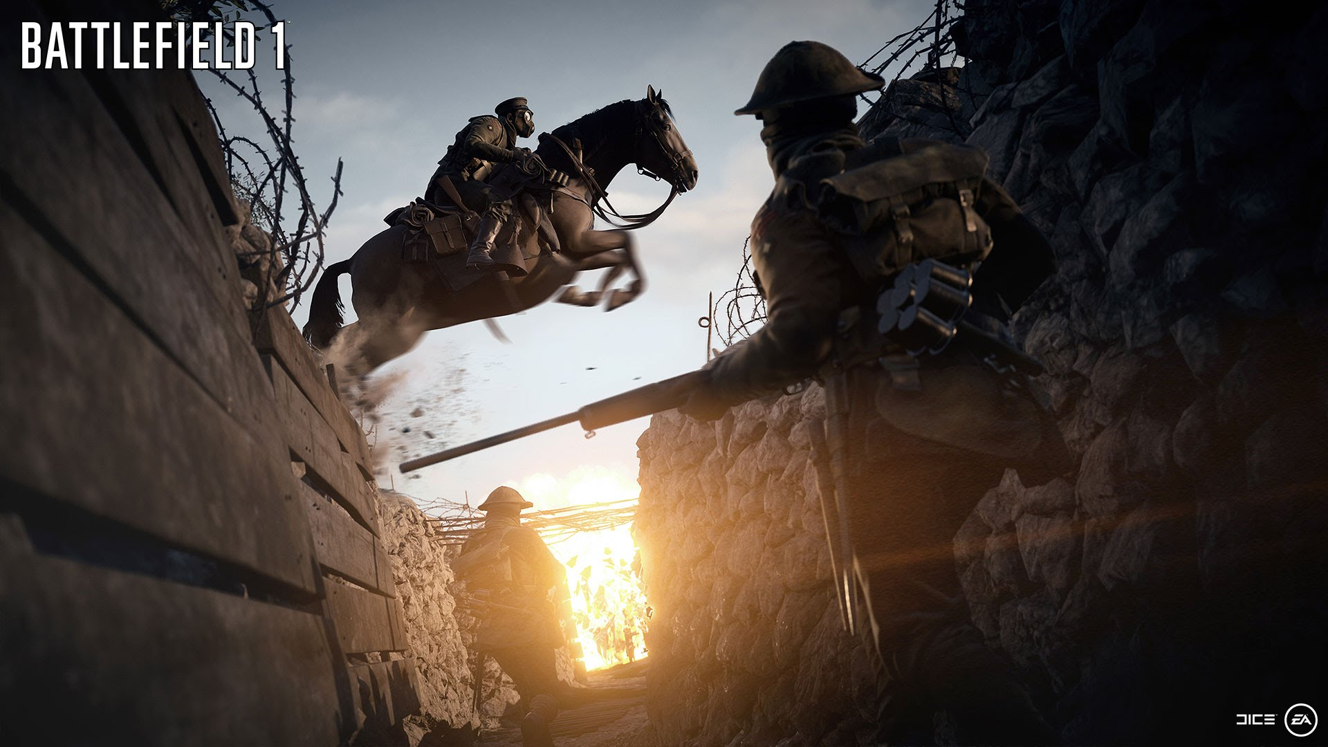 Battlefield 1 beta to begin in August?