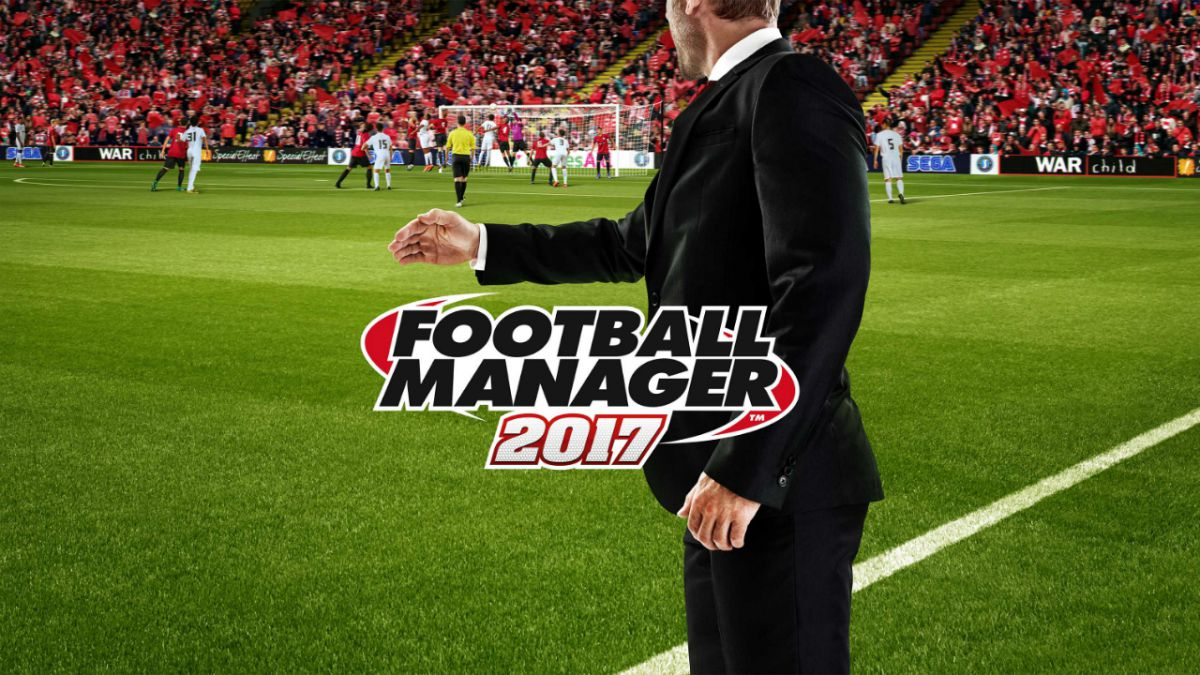 Football Manager 2017 Release Announced