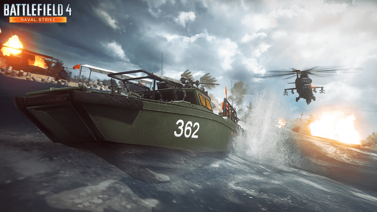 Battlefield 4 DLC are now completely free for a week